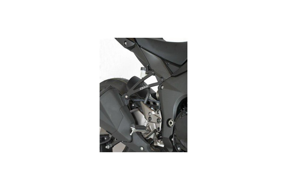 Support de Silencieux R&G Kawasaki Z1000