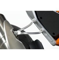 Support de Silencieux R&G KTM 690 Duke R (12-14)