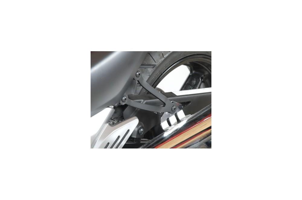 Support de Silencieux R&G Suzuki 250 Inazuma