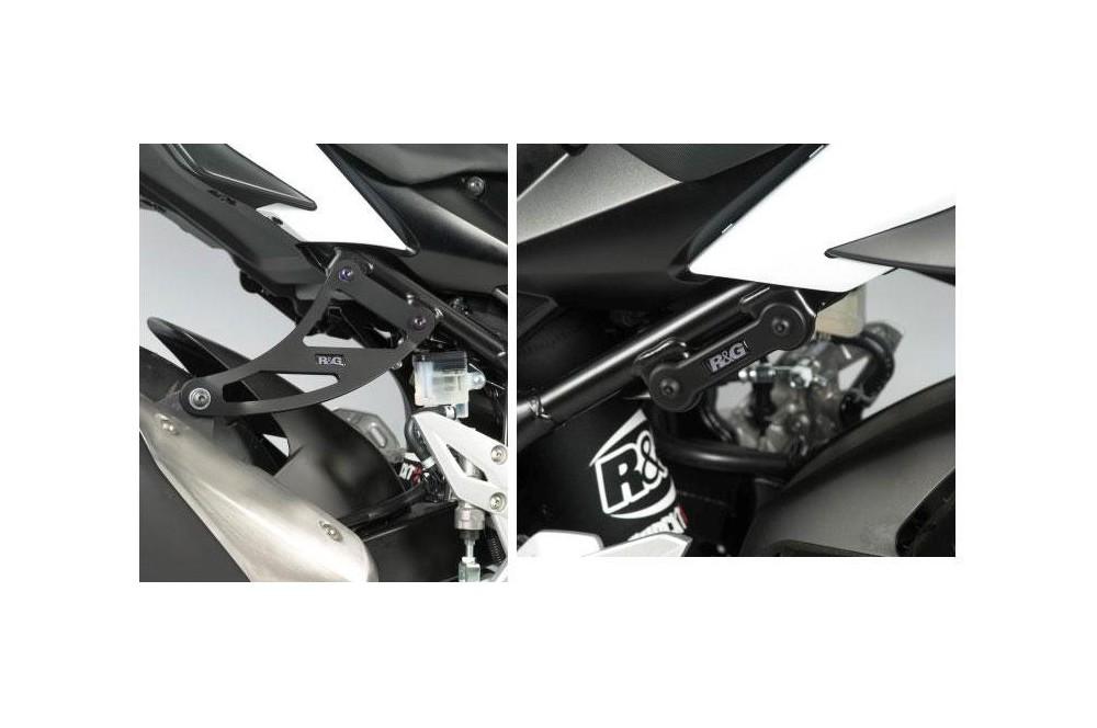 Support de Silencieux R&G Suzuki GSR 750