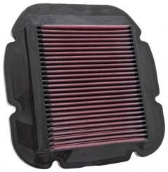 Filtre à Air K&N SU-1002 pour V-Strom 650 (04-11) V-Strom 1000 (05-10)