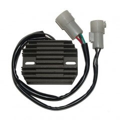 Redresseur / Régulateur Moto pour ZX12R (00-03)
