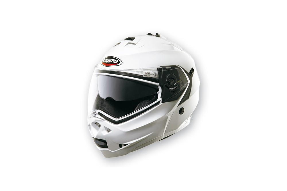 Casque Caberg DUKE Metal White