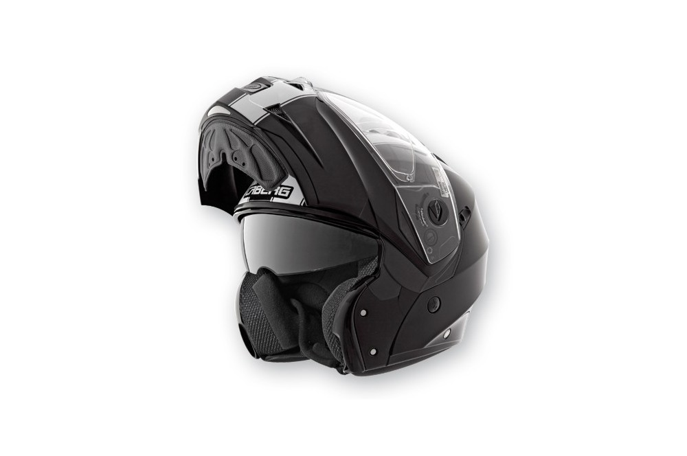 Casque Caberg DUKE LEGEND Black/White