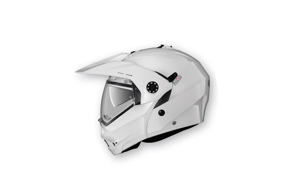 Casque Caberg TOURMAX Metal White