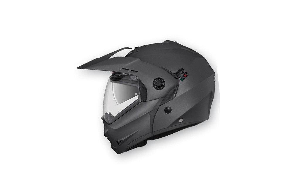 Casque Caberg TOURMAX Matt Gun Metal