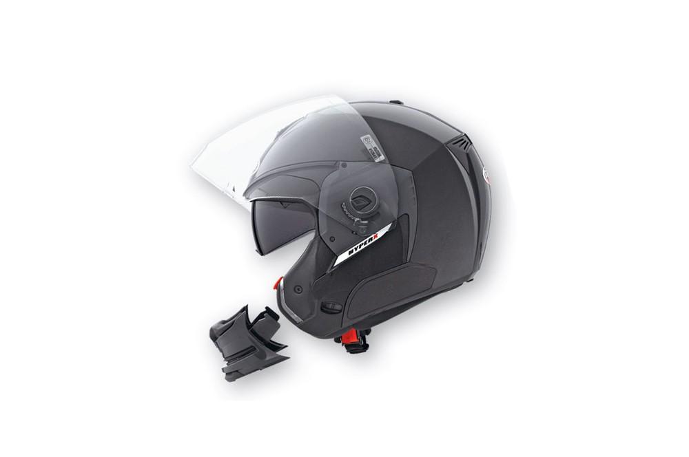 Casque Caberg HYPER X Smart Black