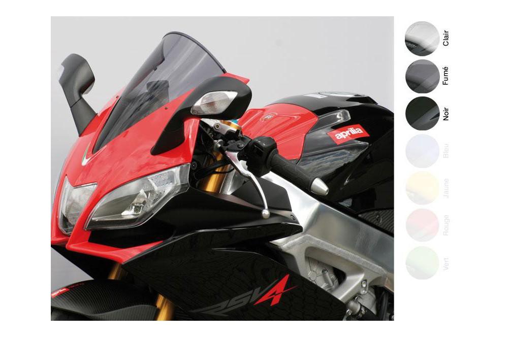 Bulle Moto MRA Type Origine pour Aprilia RSV4 1000
