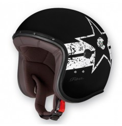 Casque Caberg JET FREERIDE SOUL Matt Black