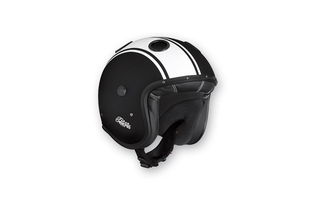Casque Caberg DOOM LEGEND Matt Black/White