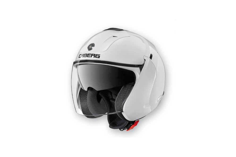 Casque Caberg DOWNTOWN S BT NL White