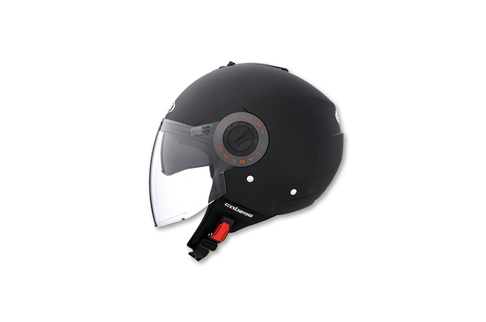 Casque Caberg RIVIERA V2+ Matt Black