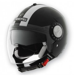 Casque Caberg RIVIERA V2+ LEGEND Black/White