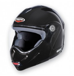 Casque Caberg RHYNO JUNIOR Metal Black