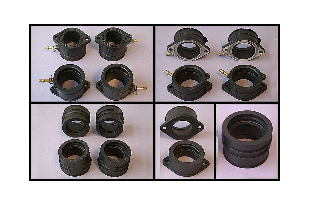 Kit pipes d'admission Moto pour VFR750R 88-90, RC30 88-92