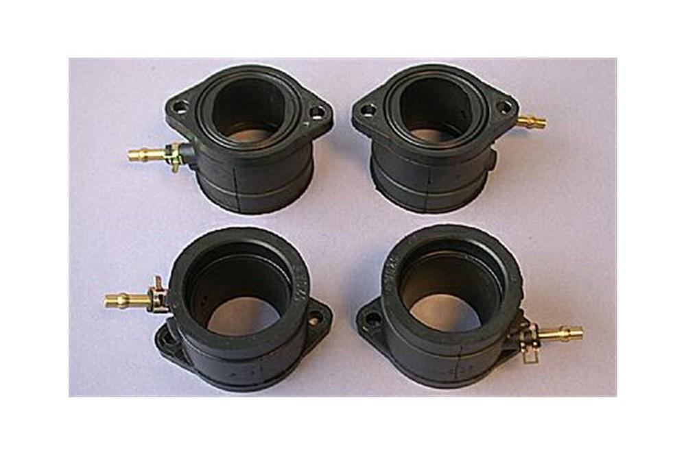 Kit pipes d'admission Moto pour ZZR600 de 1990 a 1993