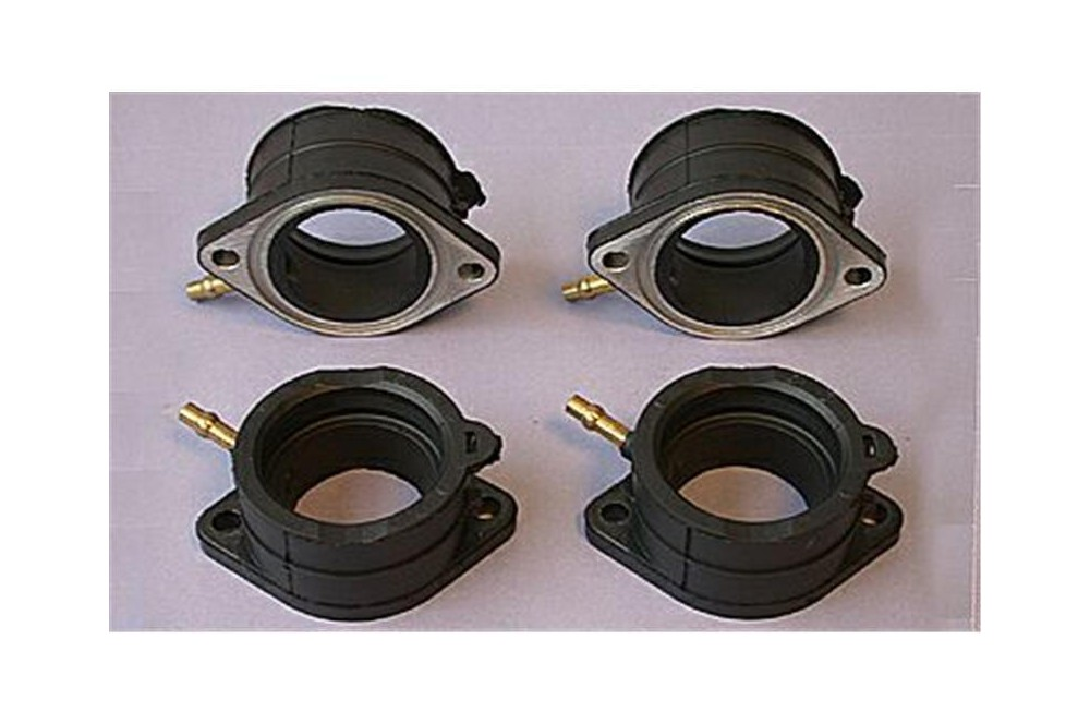 Kit pipes d'admission Moto pour ZX10 Ninja 88-90 et Tomcat 88-89