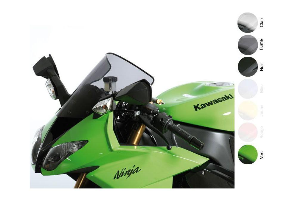 Bulle Moto MRA Type Origine pour Kawasaki ZX-6R - ZX6RR
