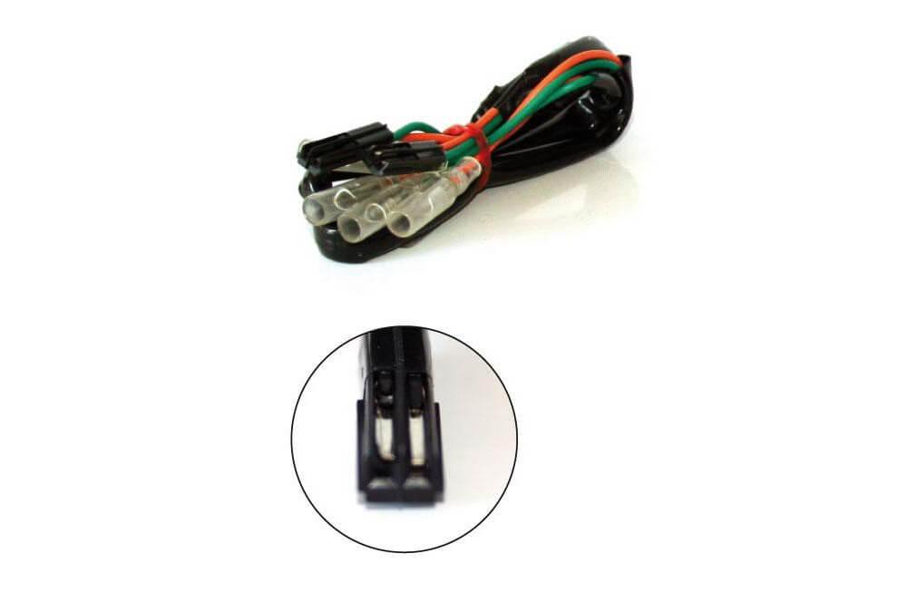 Cables pour Clignotants Moto Universel Type Honda