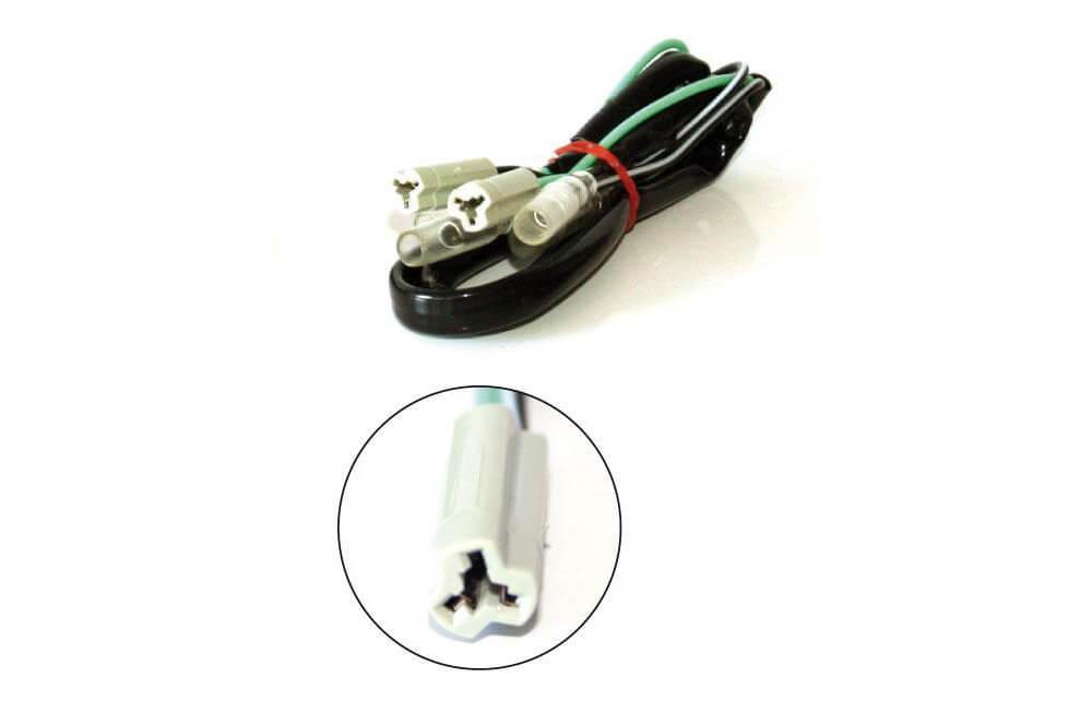 Cables pour Clignotants Moto Universel Type Suzuki / Yamaha