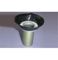 Membrane / Boisseau Carbu. Moto pour GS450 (80-88), GS1000 (78-86), GSX1100E (80-83)