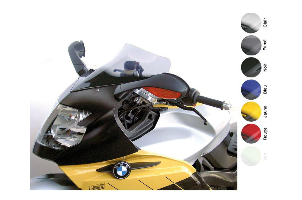 Bulle Moto MRA Type Sport +20mm pour  Bmw K 1200 S