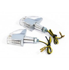 Clignotant LED Moto CHRISTAL, Homologué