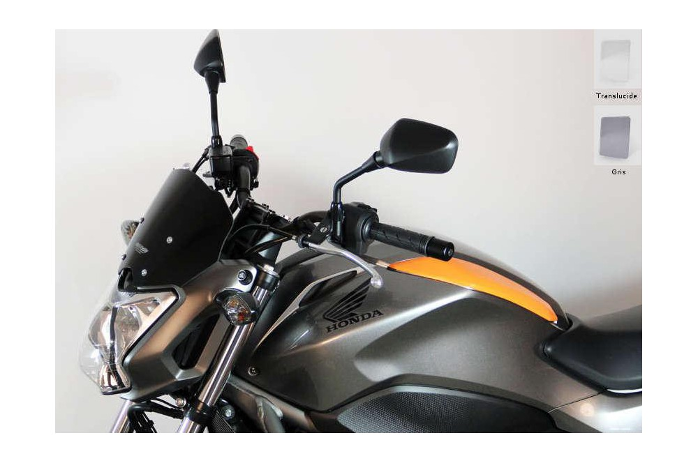 Bulle Moto MRA Type Sport pour Honda NC 700 S