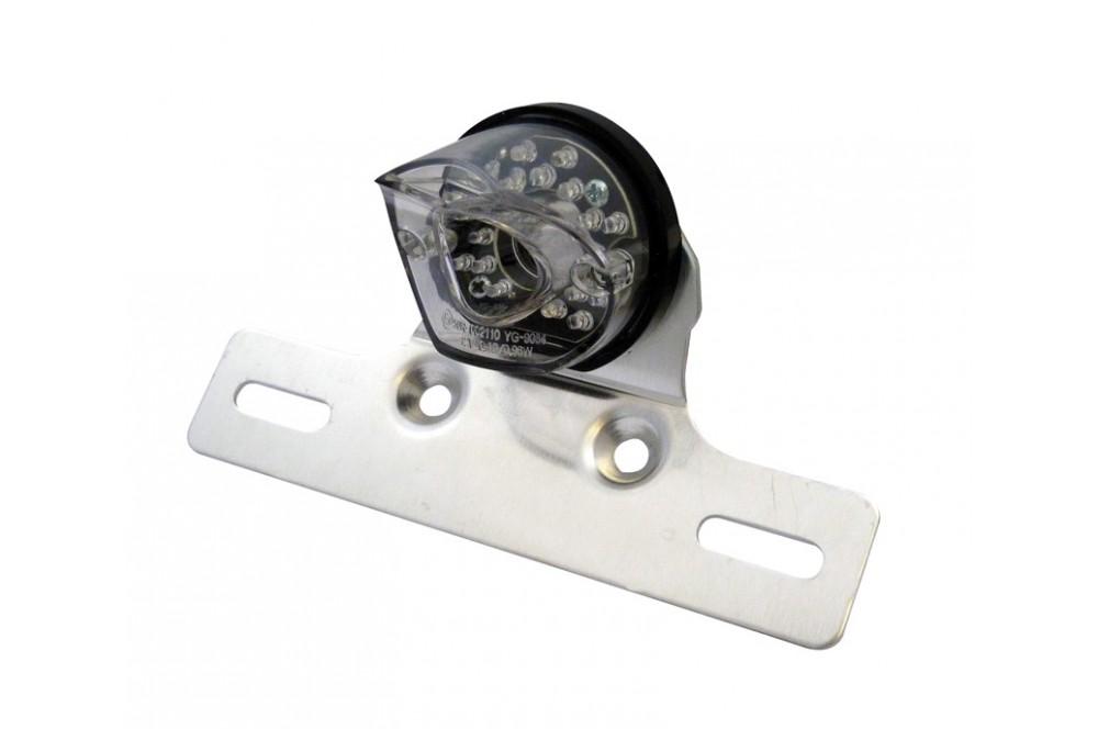 Simple Feux ROND Arrière à LEDS