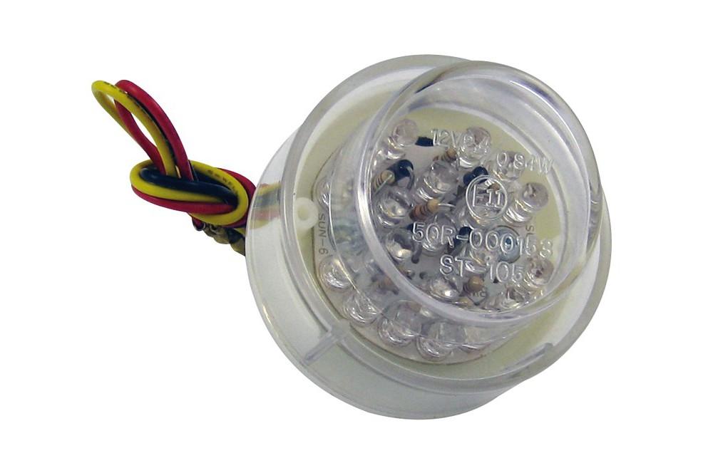 Feux Arrière ROND à LEDS