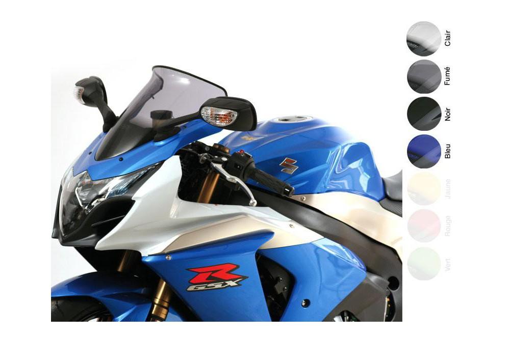 Bulle Moto MRA Type Sport -10mm pour Suzuki GSXR 1000