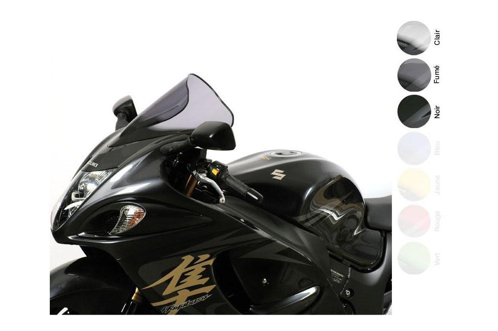 Bulle Moto MRA Type Sport -30mm pour Suzuki GSX 1340 R Hayabusa