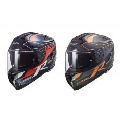 Casque Moto LS2 CHALLENGER C GRID