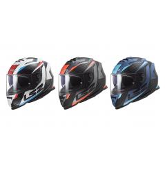 Casque Moto LS2 STORM RACER