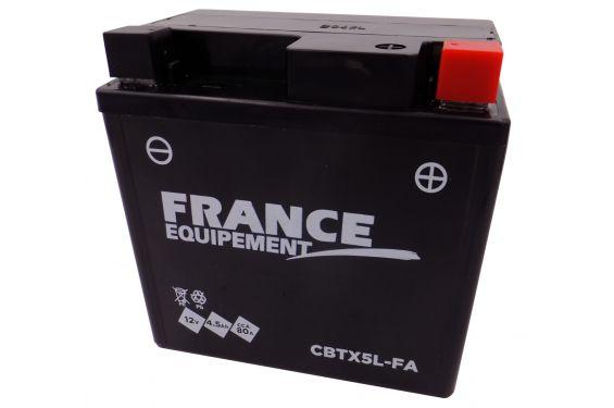 Batterie Moto CBTX5L-FA (YTX5L / BTX5L)