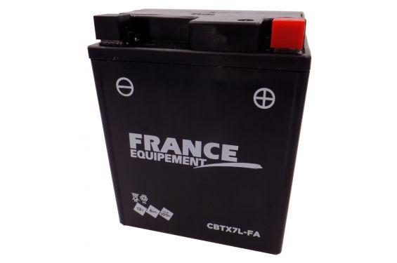 Batterie Moto CBTX7L-FA (YTX7L / BTX7L)