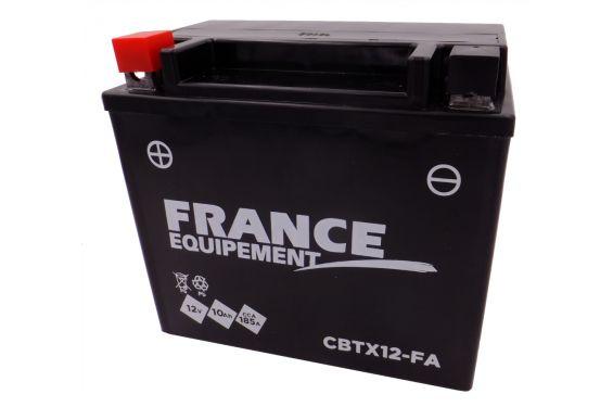 Batterie Moto CBTX12-FA (YTX12 / BTX12)