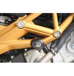 Tampon R&G Aero pour Shiver et Dorsoduro 750 de 2007 a 2013
