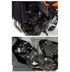Tampon R&G Aero pour G650 GS (10-11) X Challenge (07-13) Country (07-09) X Moto (07-09)