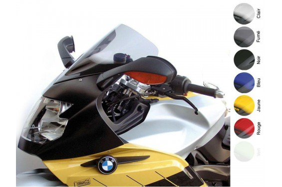 Bulle Moto MRA Type Racing +55mm pour BMW K1300 S (09-16)