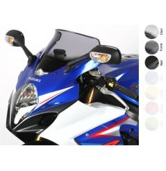 Bulle Moto MRA Type Sport -15mm pour Suzuki GSXR1000 (07-08)