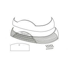 Kit Catadioptre Shad pour Top Case SH46