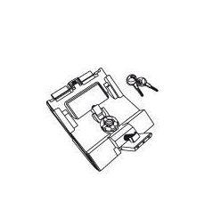 Kit Serrure Shad pour Top Case SH50