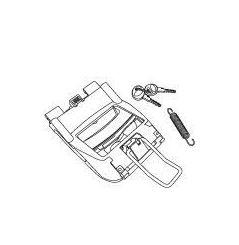 Kit Serrure Shad pour Top Case SH45