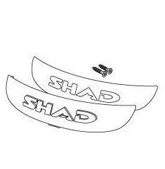 Kit Catadioptre Shad pour Top Case SH26