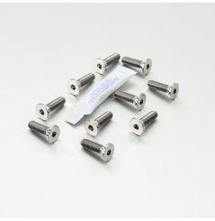 Kit visserie disque de frein avant Titane pour S1000RR (10-17) R1200GS (10-17)