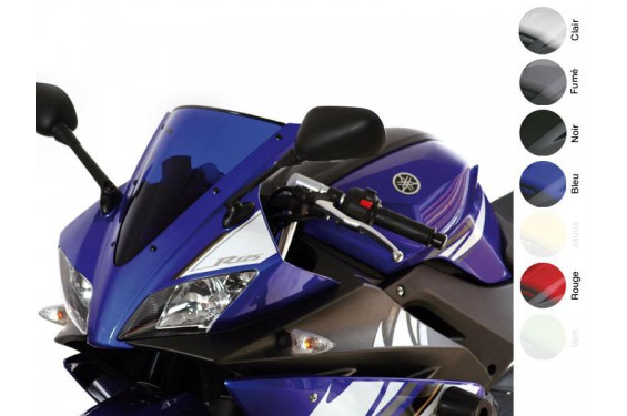 Bulle Moto MRA Type Origine pour Yamaha YZF 125 R (08-18)