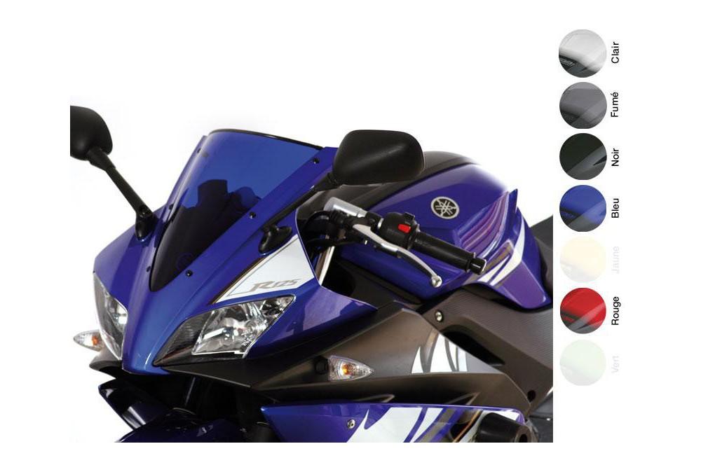 bulle moto mra type origine pour yamaha yzf r125 08 17 street moto piece. Black Bedroom Furniture Sets. Home Design Ideas