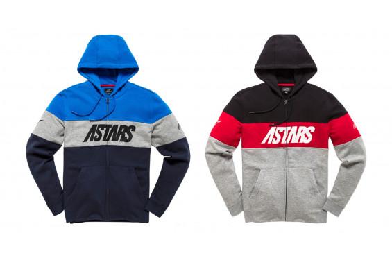 Sweat-Shirts Zippé à Capuche ALPINESTARS GRUPO 2021