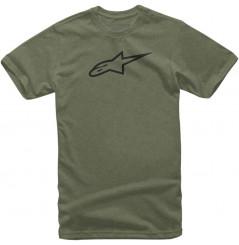 T-Shirt ALPINESTARS AGELESS II 2021 Vert